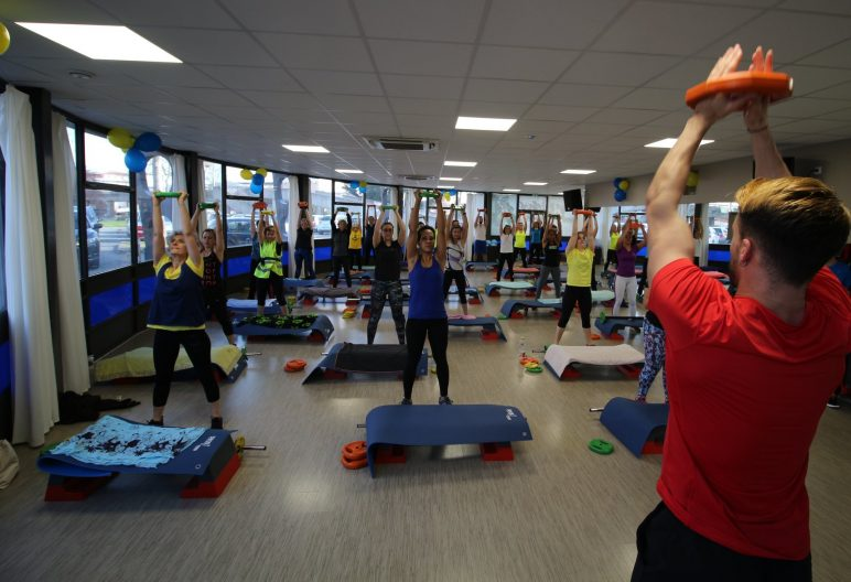 Mix Body Pump Exceptionnel Mardi A 18h45 Ovalie Fitness Salle